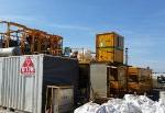גנרטורים של אלרם גנרטורים בפרויקט חפירה אופקית בכביש 6