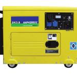 AAP-4200 DE - אלרם גנרטורים