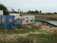 גנרטורים של אלרם גנרטורים על גדות הקישון