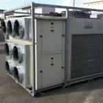 מזגן נייד בתפוקה של 15 טון קרור - אלרם גנרטורים