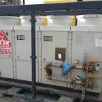 השכרת צ'ילר נייד בתפוקה של 15 טון קירור - אלרם גנרטורים